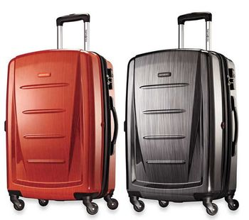 Samsonite Winfield 2 Fashion 20-inch Spinner Suitcase